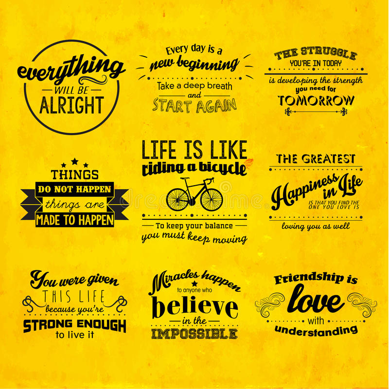Inspirational and encouraging quote vector design. Inspirational and encouraging quote typography vector design vector illustration