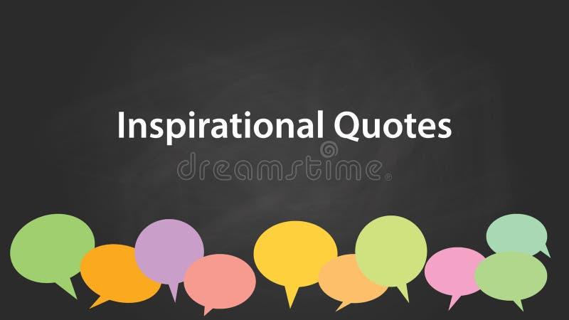 Citaten Met Uitleg : Inspirational illustratie van de citaten witte tekst met