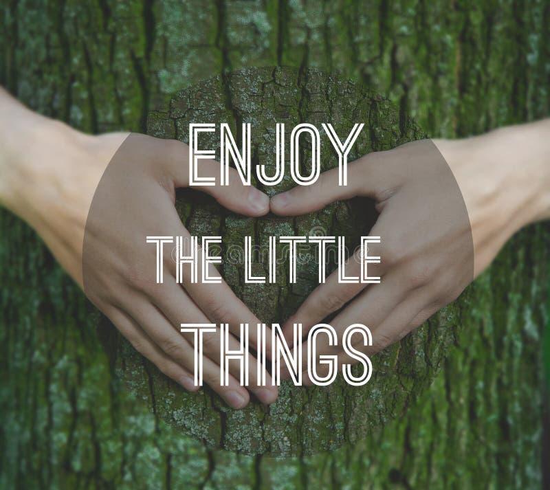 Inspirational motivating quote stock photos