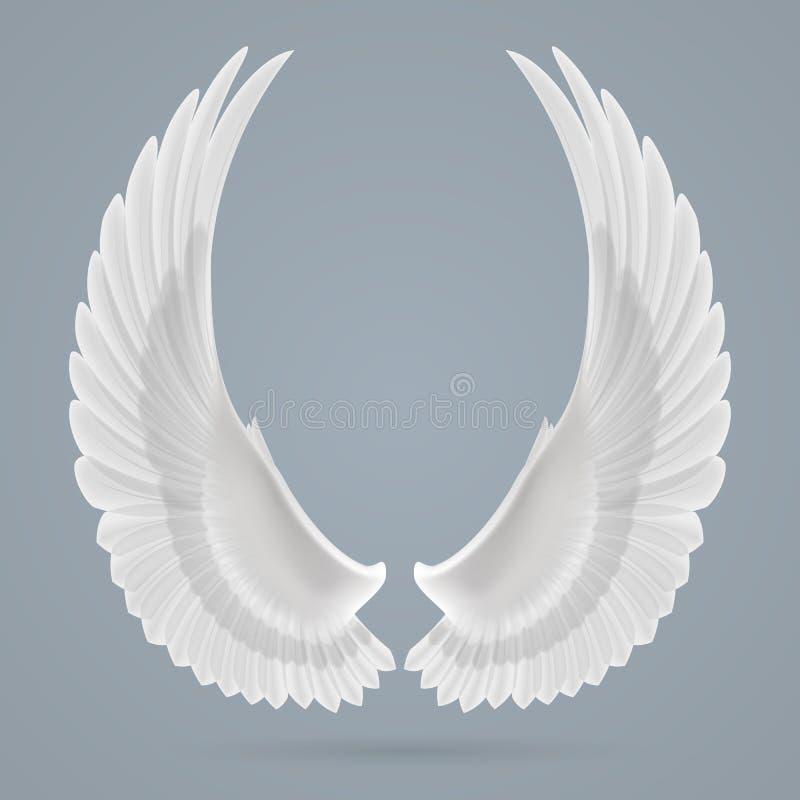 Inspire as asas ilustração royalty free