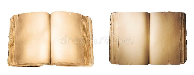 inställda böcker royaltyfri bild