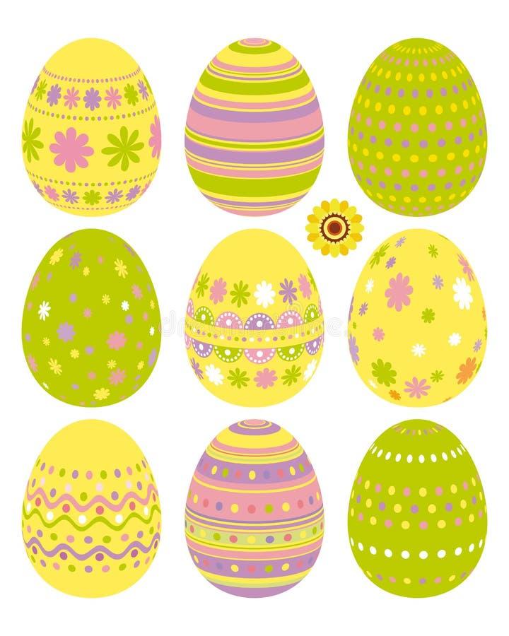 inställda easter ägg