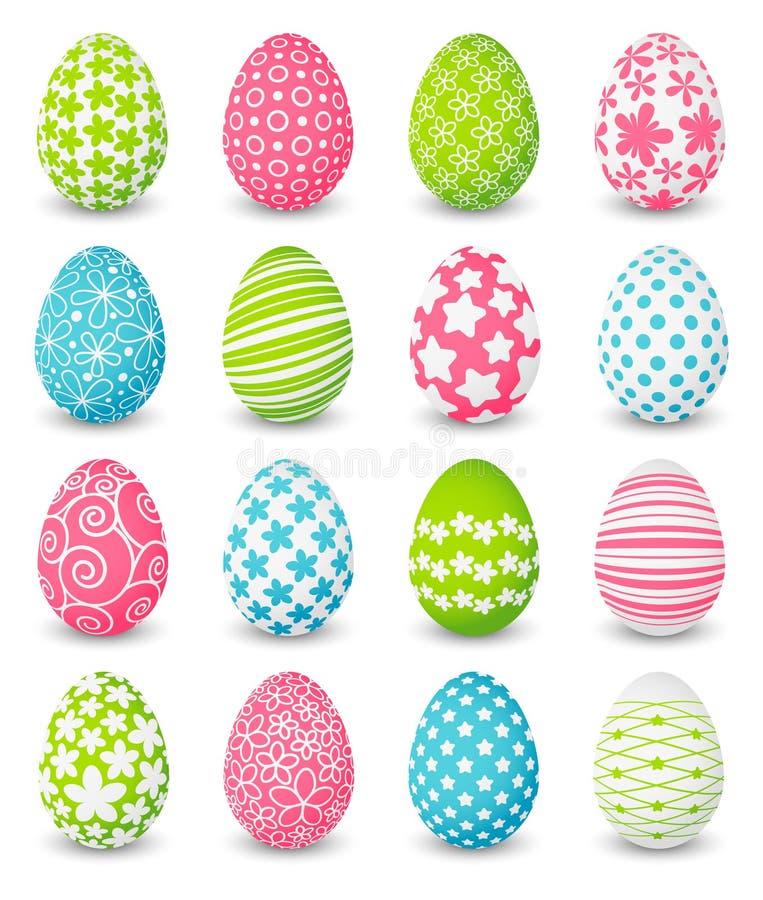 inställda färgeaster ägg