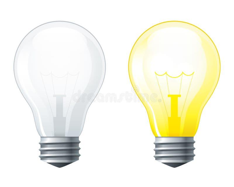 Download Inställda ljusa kulor vektor illustrationer. Illustration av teknologi - 27284743