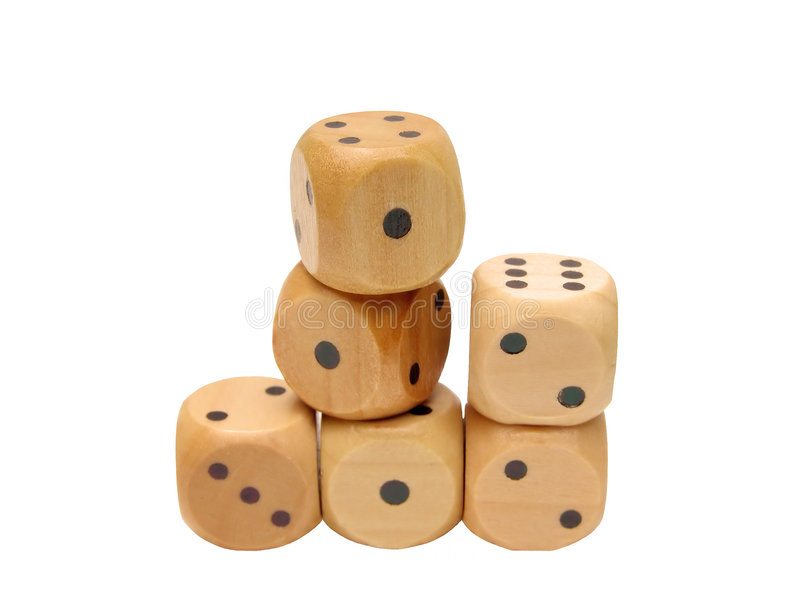 Download Instable leader position stock photo. Image of dice, numbers - 502868