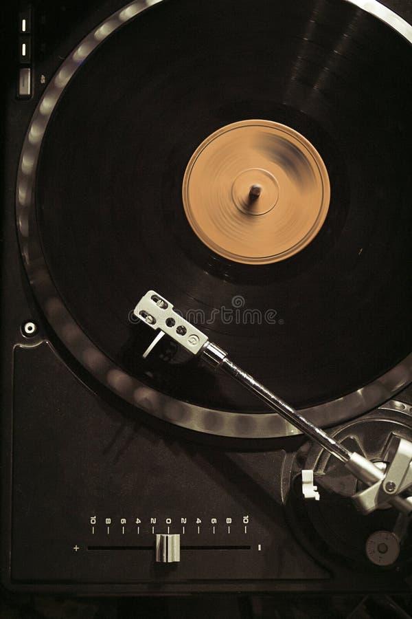 instalação do DJ para o risco fotografia de stock royalty free