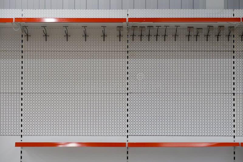 A instalação do equipamento, do conjunto e da desmontagem comerciais foto de stock