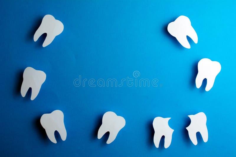Installation de l'implant dentaire Concept dentaire oral d'hygi?ne images libres de droits