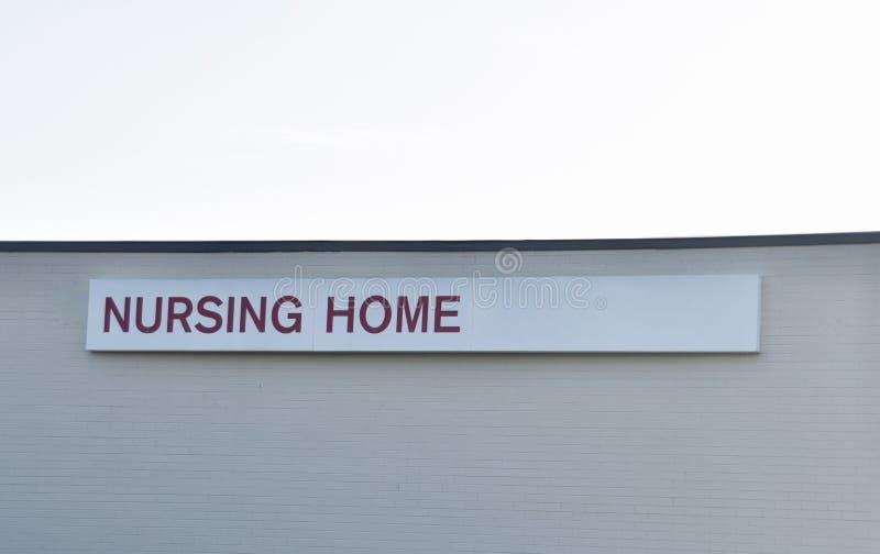 Installation soignante de soins de santé à domicile photos stock