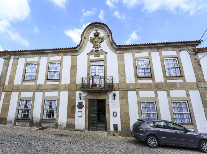 Cheese Manor or Solar do Queijo stock photo