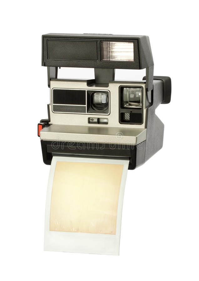 Instant Camera Royalty Free Stock Images