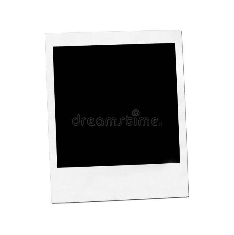 Instant Camera Frame stock photo. Image of burning, camera - 4211648