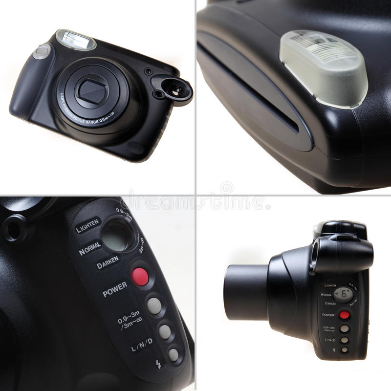 Instant camera royalty free stock photos
