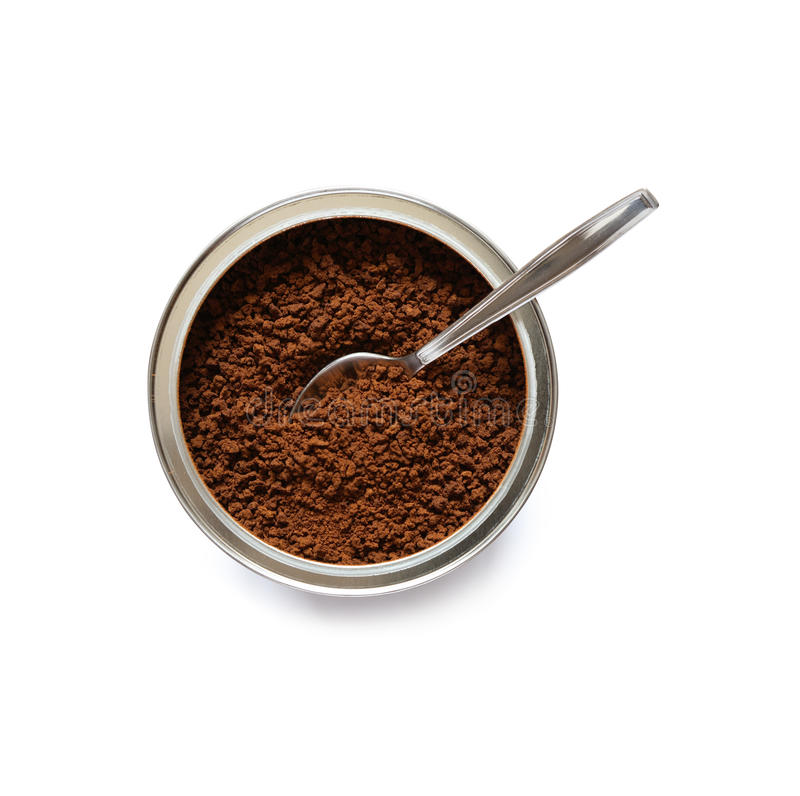 Download Instant Coffee Royalty Free Stock Images - Image: 33255839