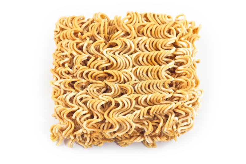 Instant noodle royalty free stock images