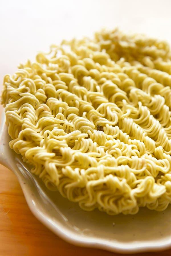 Download Instant noodles stock image. Image of block, dish, noodle - 25323707
