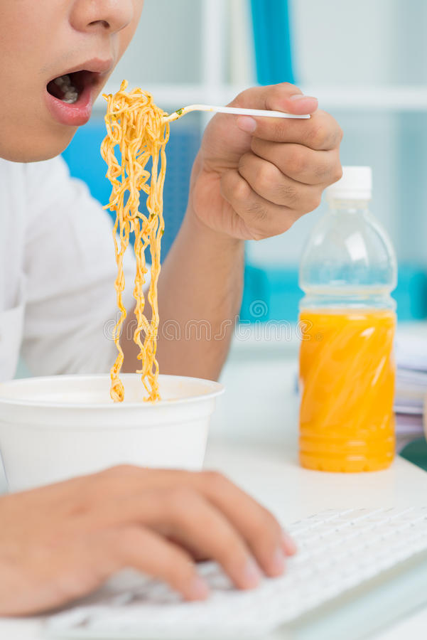 Download Instant Noodles Stock Images - Image: 29337334