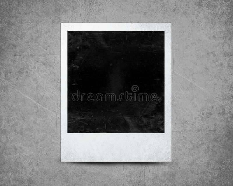 Download Instant photo stock illustration. Image of paper, perspective - 24203793