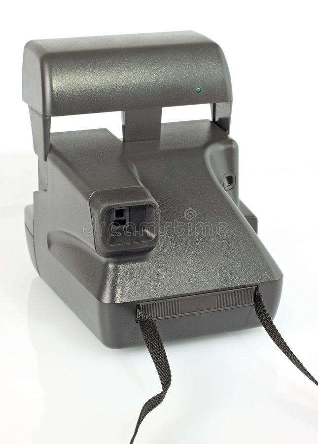 Download Instant photo camera stock image. Image of frame, equipment - 8984871