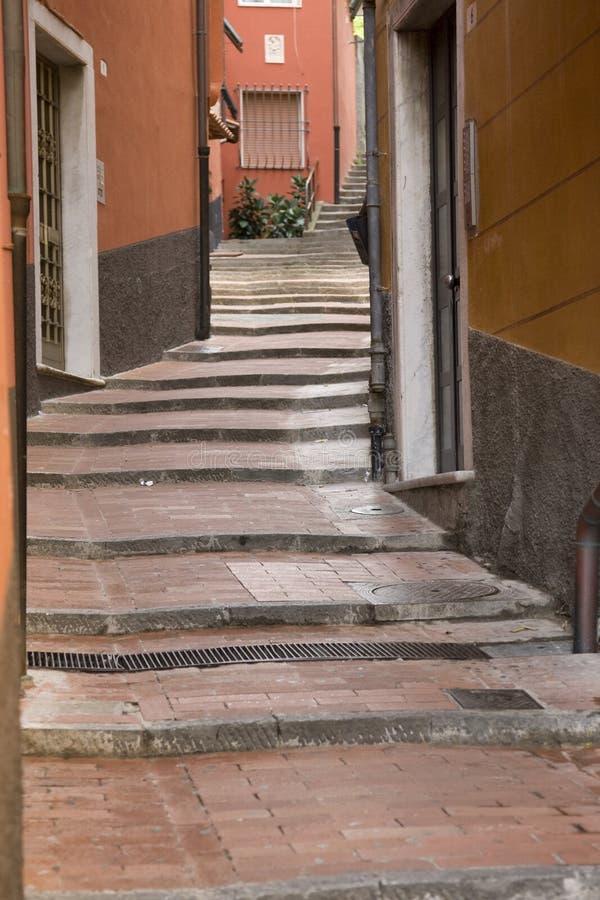 Instep Ligurian em Moneglia 01891 foto de stock royalty free