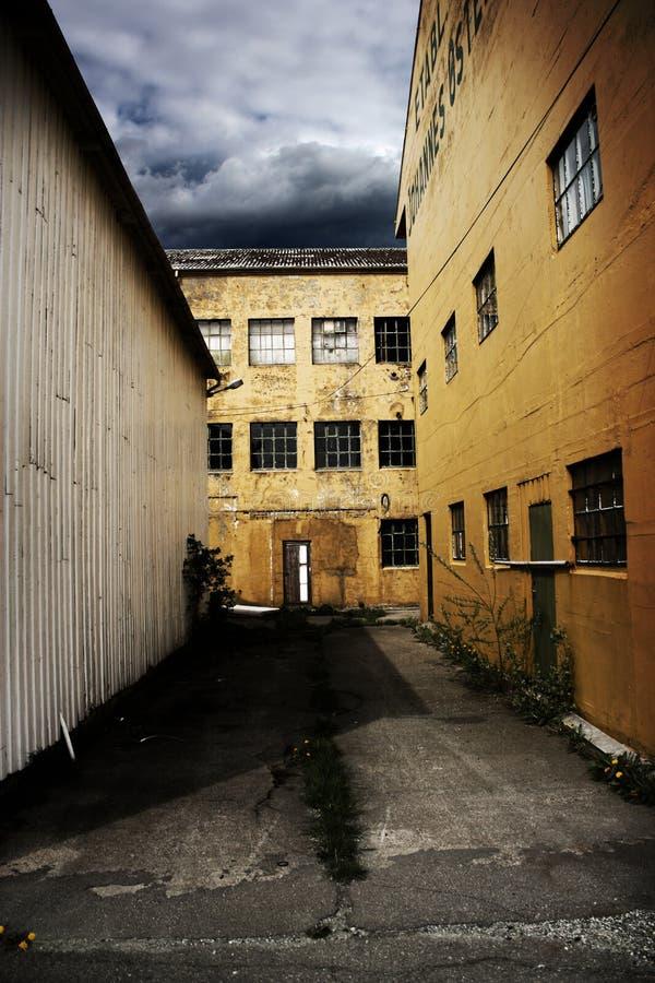 Institución de la pesadilla fotos de archivo