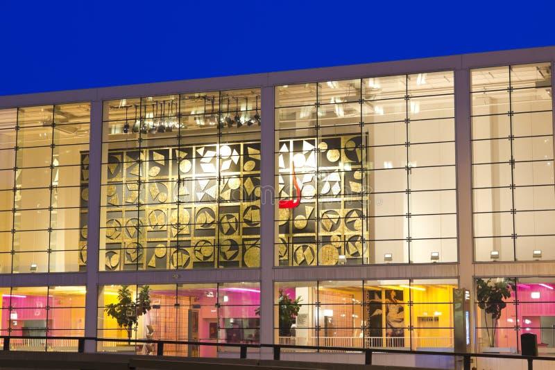 Institut d'art de Chicago images libres de droits
