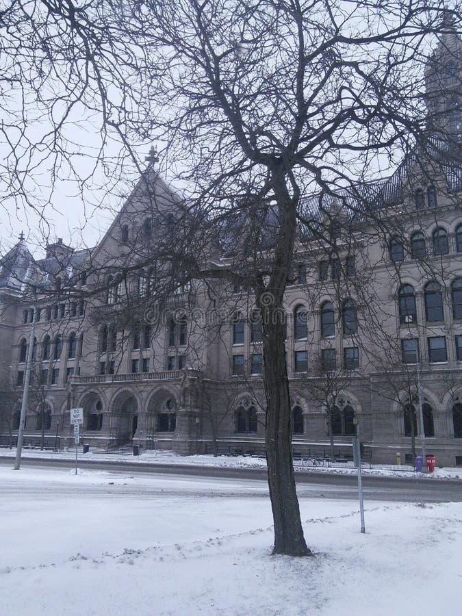 Instituto de Enseñanza Superior de Erie fotos de archivo libres de regalías