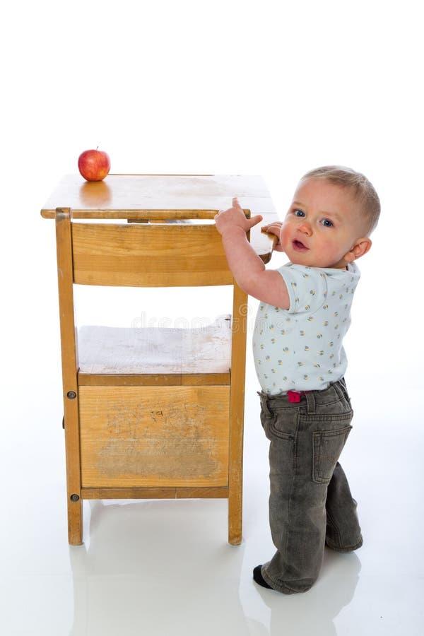 Instrução da infância adiantada foto de stock royalty free