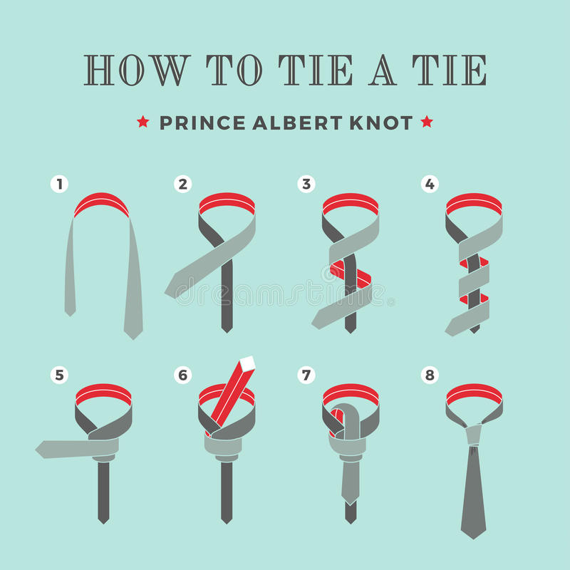 Instructions on how to tie a tie on the turquoise background of download instructions on how to tie a tie on the turquoise background of the eight steps ccuart Choice Image