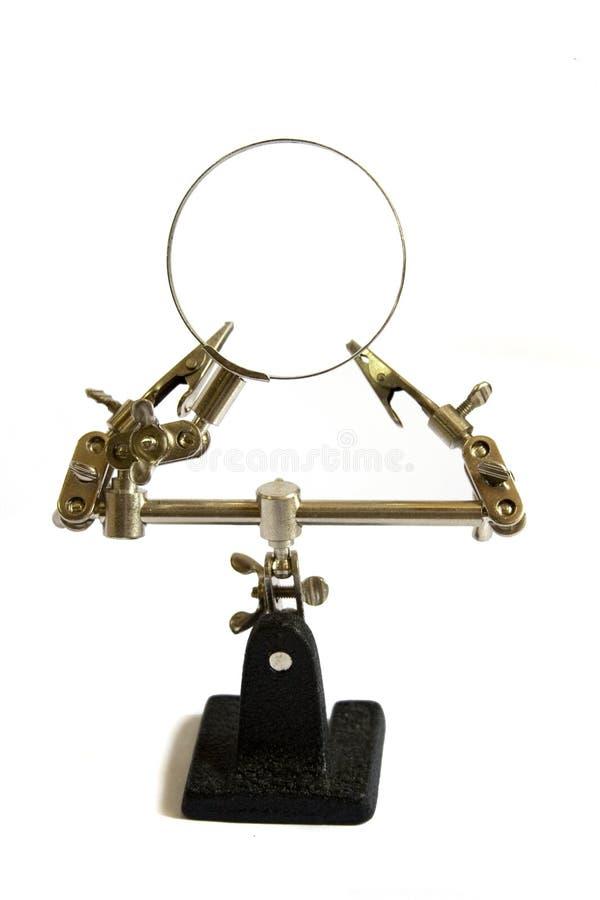 Instrument de loupe images stock
