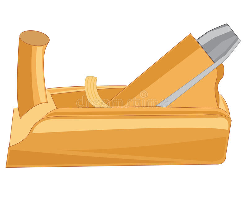Instrument de menuisier illustration stock