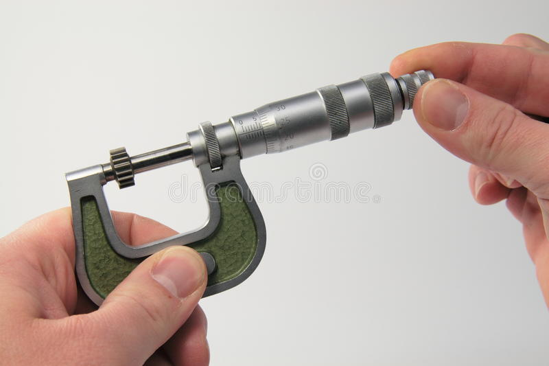 Instrument de mesure photographie stock libre de droits