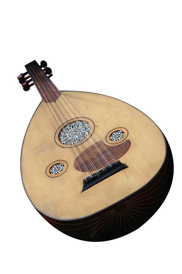 Instrument ficelé par luth images libres de droits