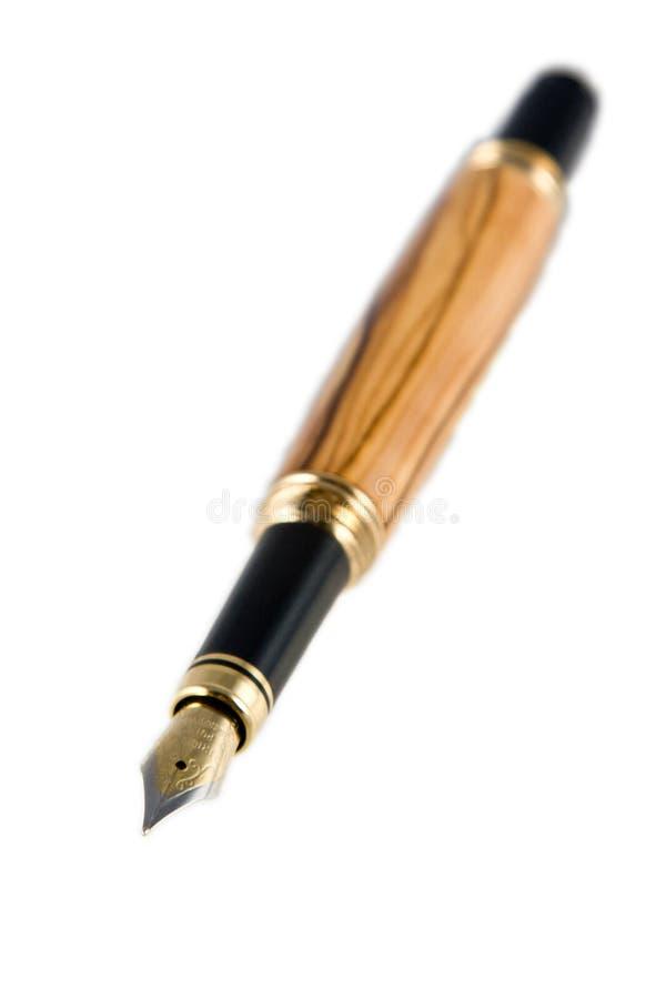 Instrument fin d'écriture photo stock