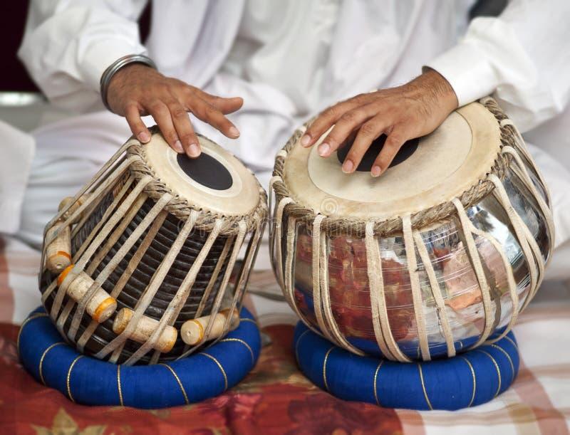 Instrument-Tambour sikh photo libre de droits
