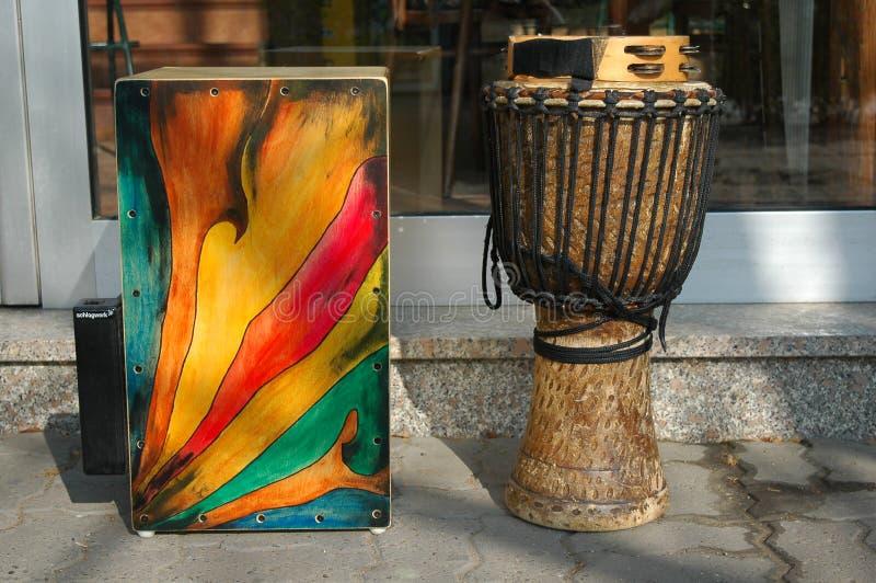 Instrumentenliefde stock afbeelding