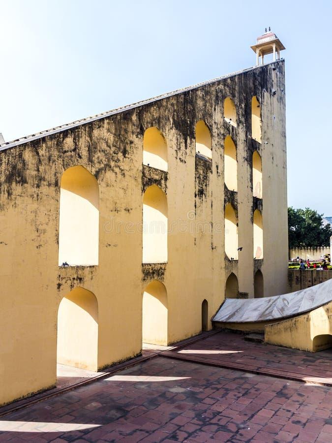 Download Instrumento Astronómico En Jantar Mantar En Jaipur Foto de archivo - Imagen de horizontal, gigante: 41910746