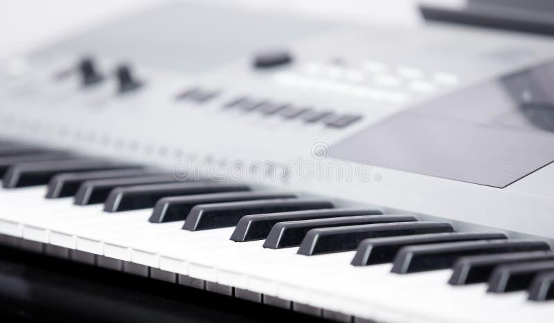 Instrumento de música electrónica foto de archivo