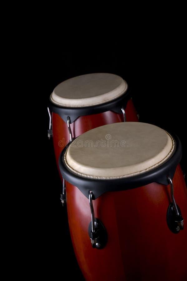 Instrumento de percussão foto de stock royalty free