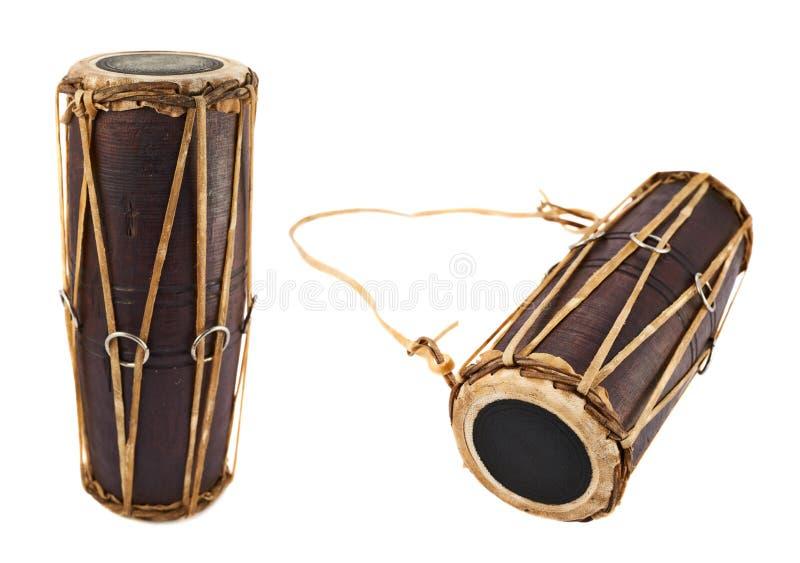 Instrumento de percussão do Conga fotos de stock royalty free