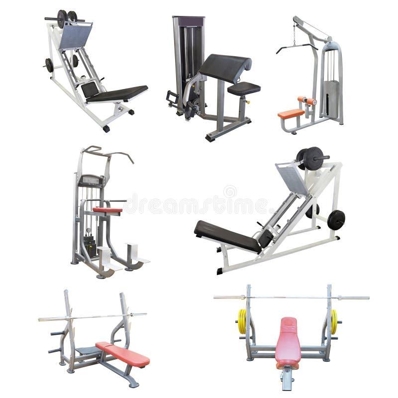 Instrumento do Gym fotografia de stock royalty free
