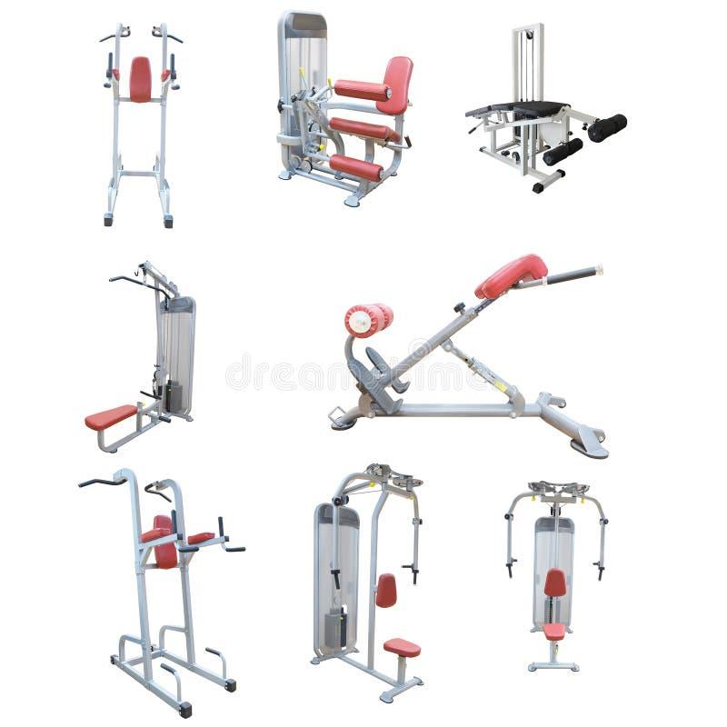 Instrumento do Gym fotografia de stock