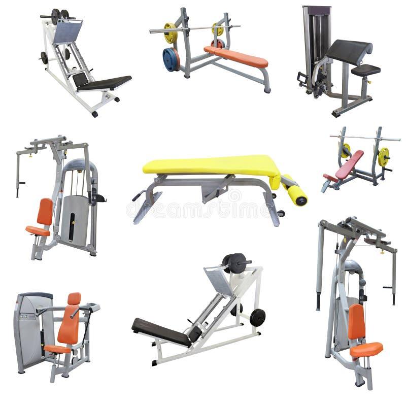 Instrumento do Gym fotos de stock royalty free