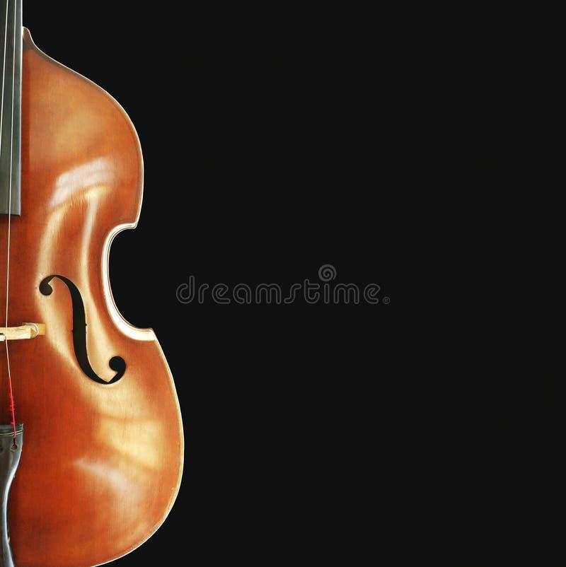 Instrumento musical atado imagenes de archivo