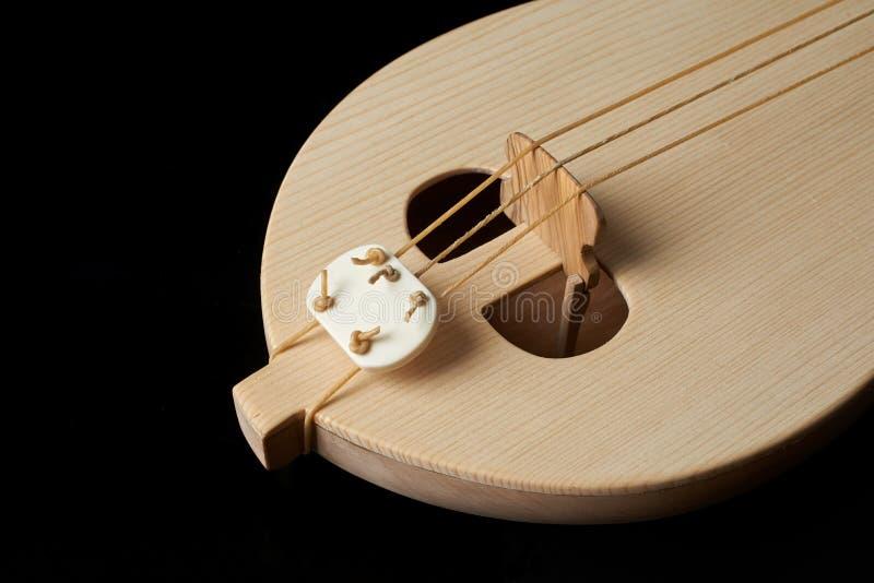 Instrumento musical tradicional griego, lyra de Thrakian fotos de archivo libres de regalías