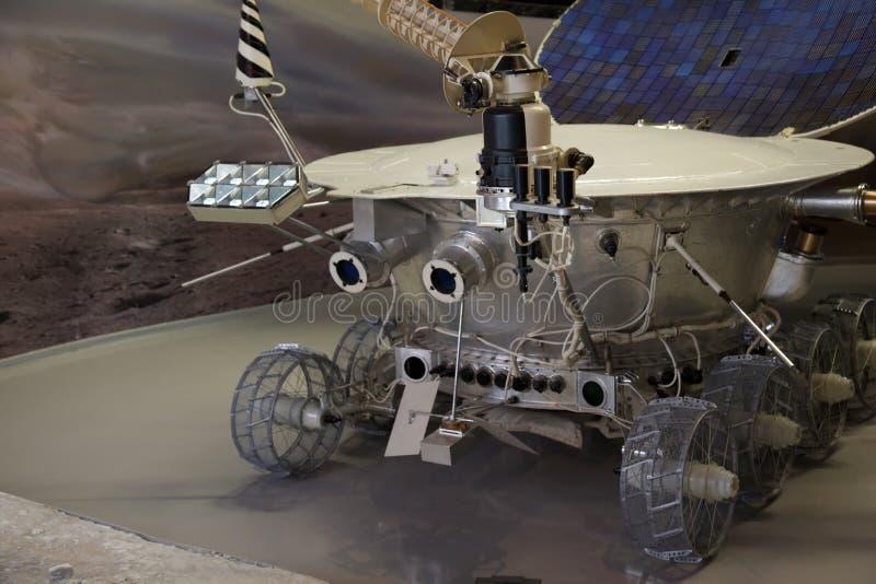 Instrumento para o estudo da lua imagens de stock royalty free