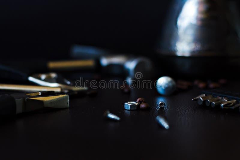Instrumentos imagem de stock royalty free