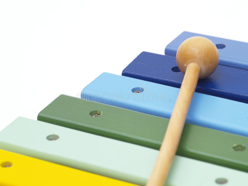 Instrumentos de Childs imagem de stock