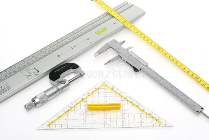 Instrumentos de medição #2 foto de stock royalty free