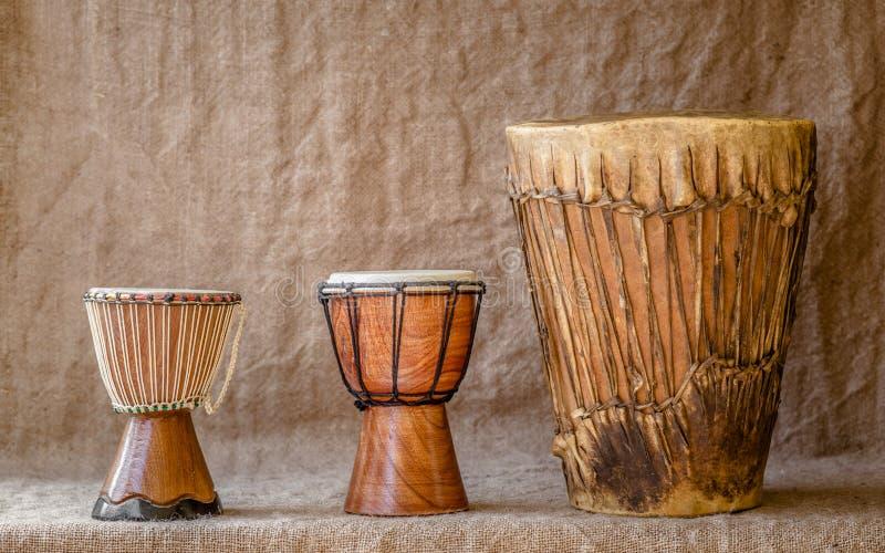 Instrumentos de percussão imagens de stock royalty free